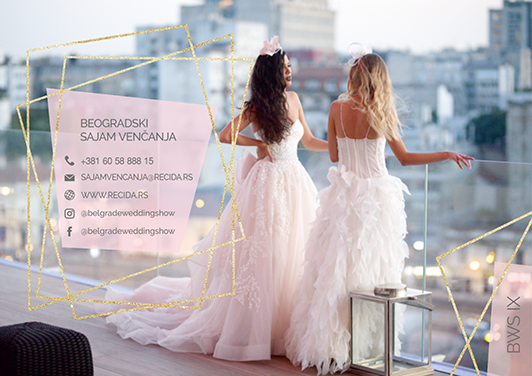 Belgrade wedding show no. 9