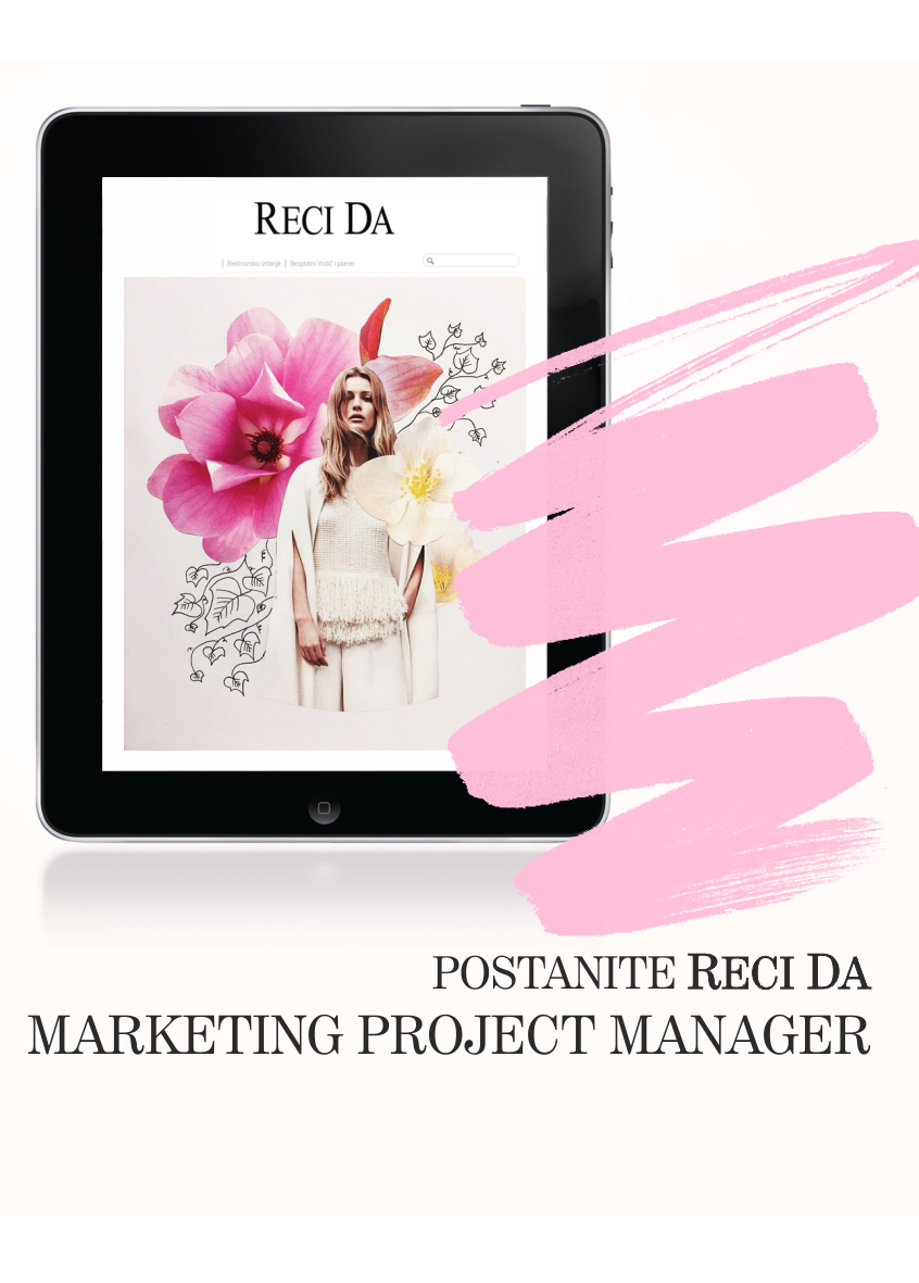 RECI DA marketing project manager