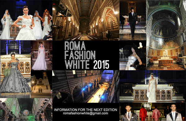 Roma Fashion White 2015